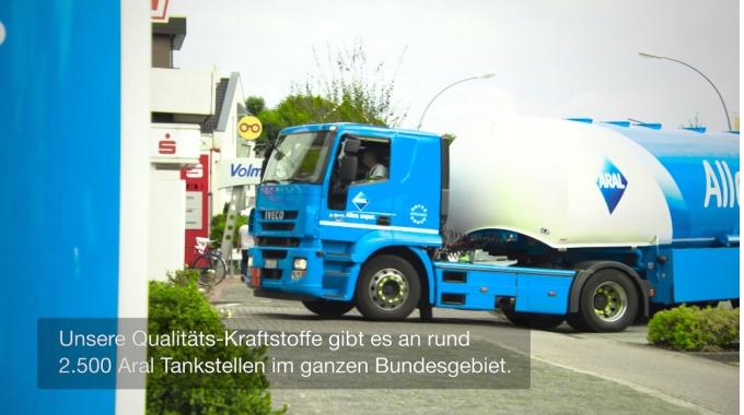 Unternehmensfilm der BP in Deutschland