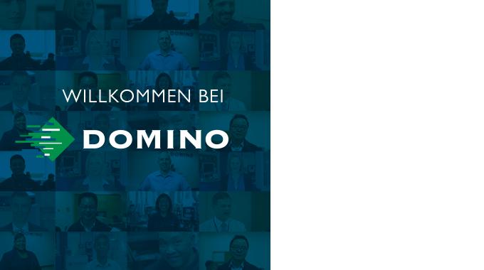 Domino - Innovativ Codieren, Markieren, Etikettieren & ein erstklassiger Kundenservice