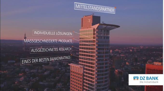 DZ BANK kompakt erklärt: Was wir machen