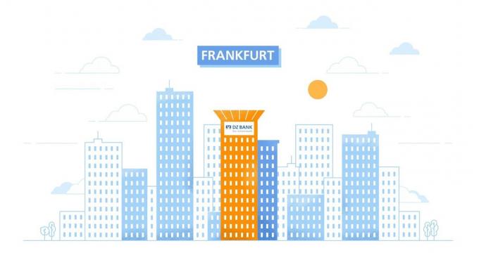 Animationsfilm: DZ BANK einfach erklärt