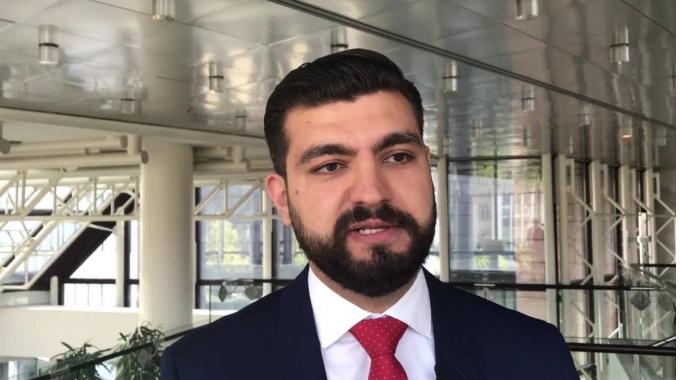 Ankommen und durchstarten: Ein syrischer Kollege über seinen Einstieg in die Bank