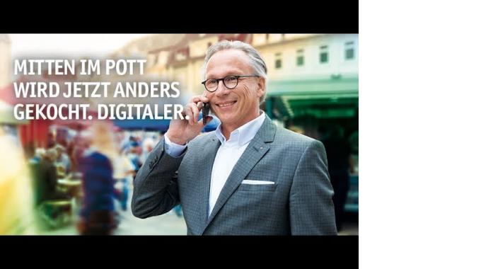 Wirtschaftstandort Gelsenkirchen - Stefan Hegmanns von der HEGMANNS AG ist überzeugt.
