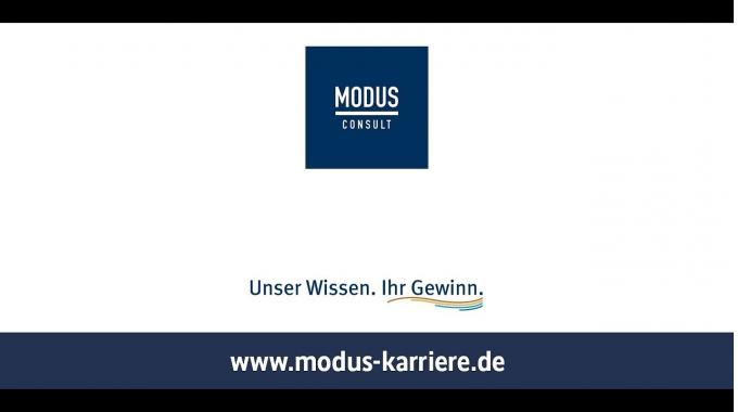 Das MODUS Consult Team sucht Verstärkung   Jobangebote