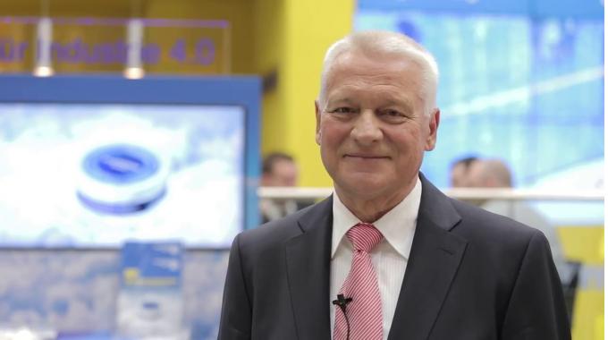 Live-Statement HM2018: Prof. Dr.-Ing. Jürgen Kletti