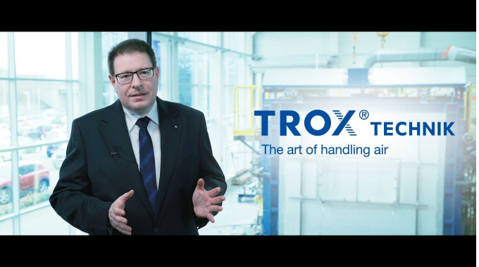 TROX runs Onventis - Customer Reference Story
