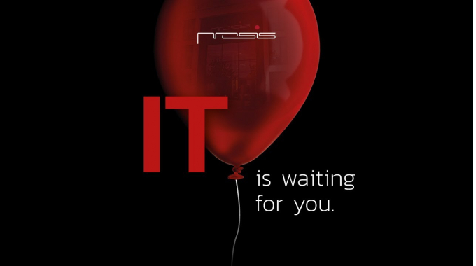 PROSIS | IT is waiting for you