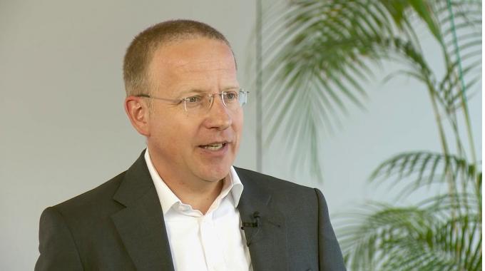 Simon Hegele als Arbeitgeber
