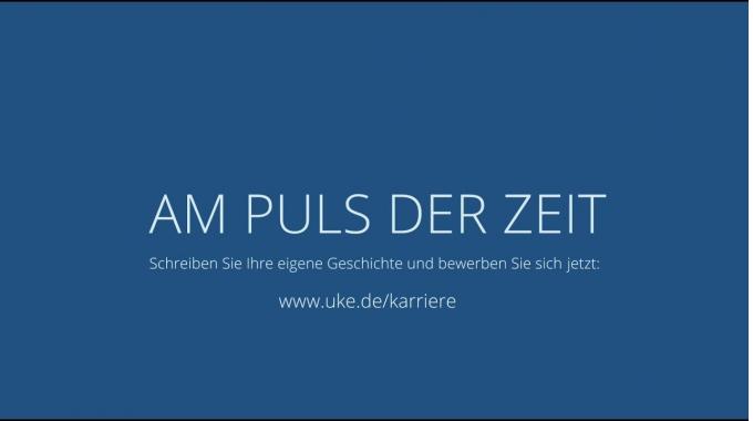 Das Universitätsklinikum Hamburg-Eppendorf (UKE) als Arbeitgeber - hier fühlt sich jeder...