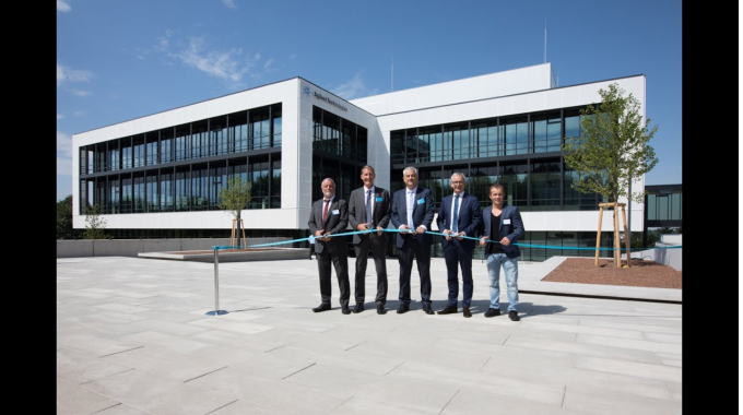 Agilent opens a new Customer and Technology Center in Waldbronn, Germany