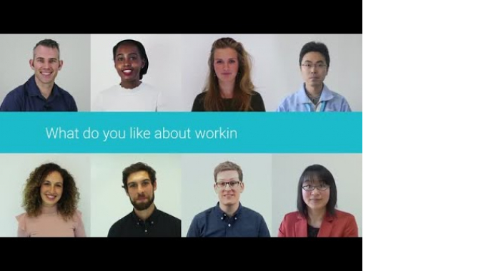 What do you like about working at Agilent? Winnie