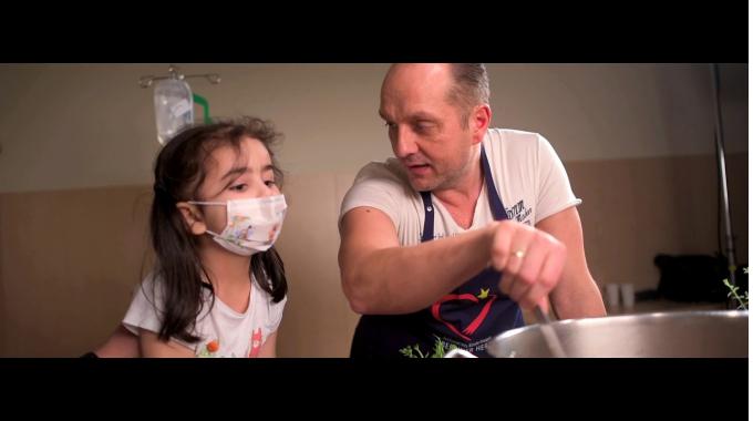Andreas Landgraf - Müllwerker mit großem Herz für Kinder