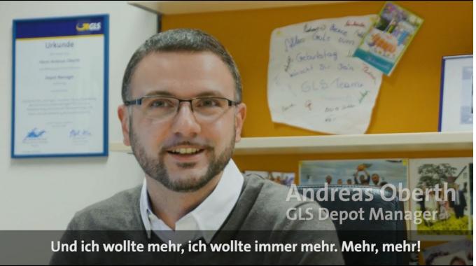 Andi: Vom Schichtleiter zum Depot Manager!
