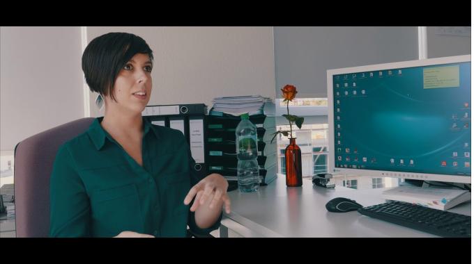Innovation durch Vielfalt - Ana Espido Noya - Projektleiterin