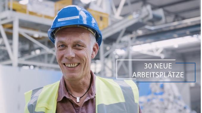 OTTO DÖRNER Recyclingziel: 300.000t Gewerbemüll pro Jahr