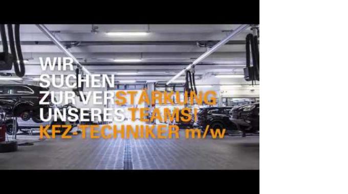 KFZ-Techniker/in Bewerbungsvideo