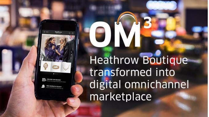 Heathrow: Boutique transformed into digital omnichannel marketplace | Case Study