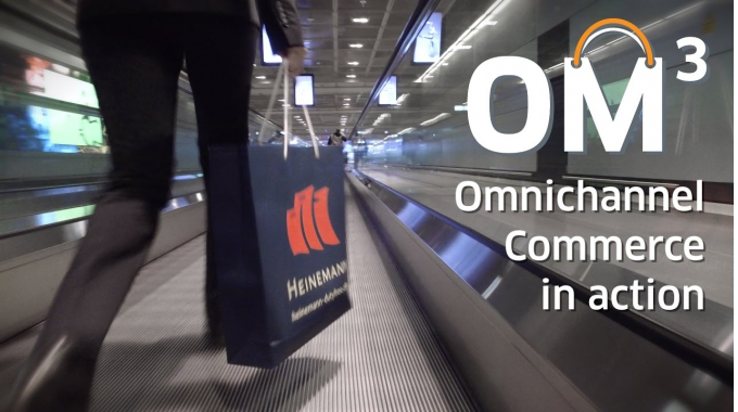 OM³: Omnichannel E-Commerce for Airport & Travel Industry