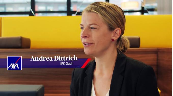 Der NWoW-Pilot in Hamburg: AXA holt den Arbeitsplatz der Zukunft in die Gegenwart