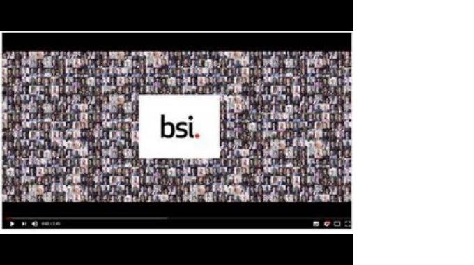 BSI brand video