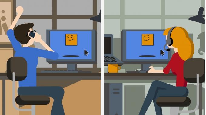 IT-Arbeitsplätze für gute Arbeit und zufriedene Bürger