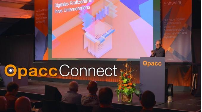 OpaccConnect 2018 - Impressionen
