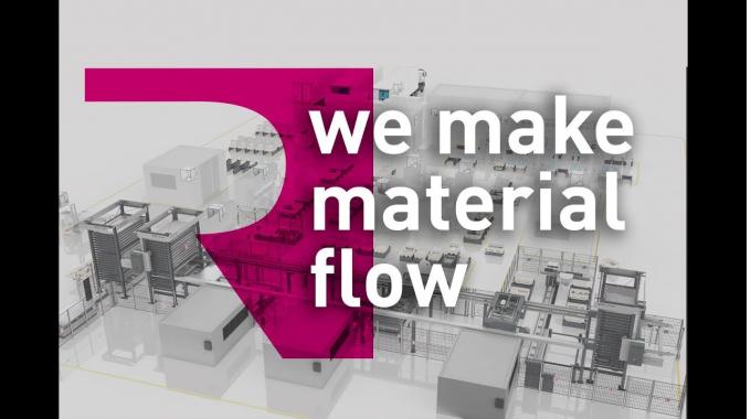 Remmert: we make material flow