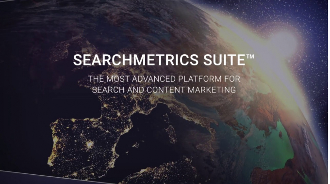 Searchmetrics Suite - The most advanced platform for search and content marketing