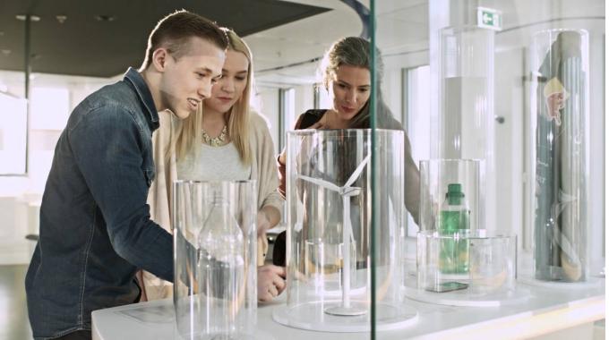 Ausstellung und Lernort Energy in Motion