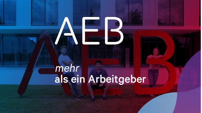 Ausbildung bei AEB