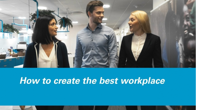 How to create the best workplace
