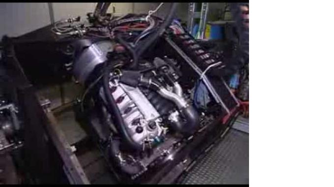 AVL SCHRICK GmbH - Motorenversuch