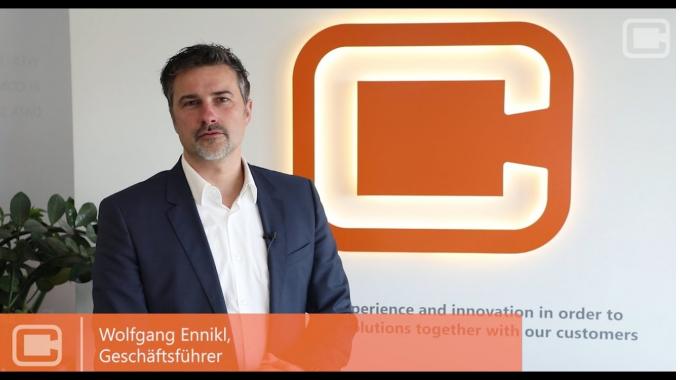 Wolfgang Ennikl, CEO