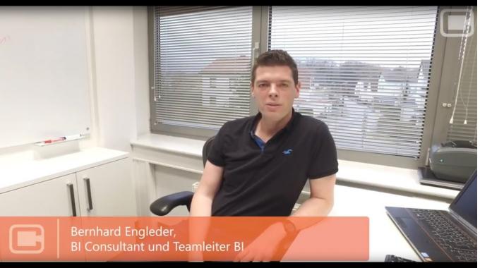 Bernhard Engleder, Teamleiter & BI Consultant