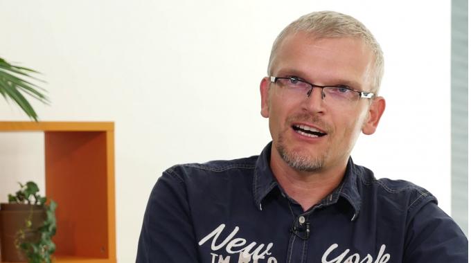 Mario Schnalzenberger, DataScientist