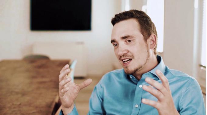 Liftstar: Interview mit David Rosenbaum