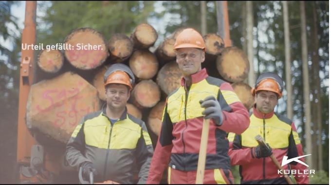 KÜBLER FOREST. Schnitt: Schutz.