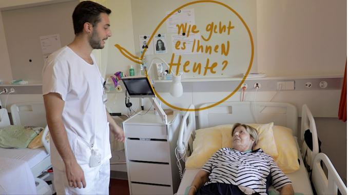soH Ausbildung - Dipl  Pflegefachmann HF - Lukas