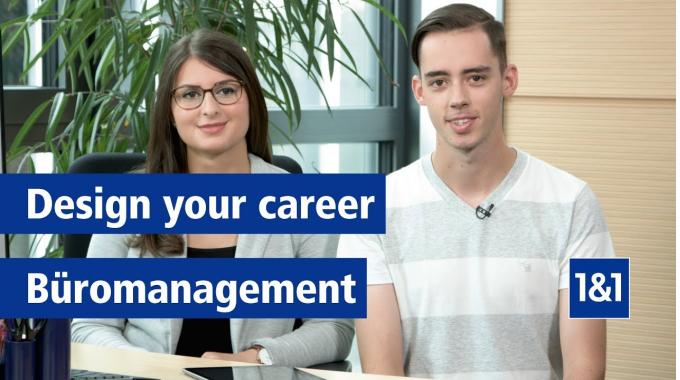 Arbeiten bei 1&1: Kaufmann/frau für Büromanagement