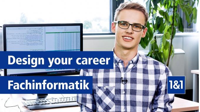 Arbeiten bei 1&1: Fachinformatiker für Systemintegration