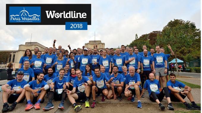 63 Worldliners at the 2018 Paris-Versailles race