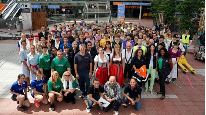 Arbeitsgeber Flughafen München (LipDup) - Verbindung leben