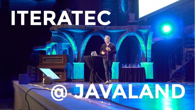 Jatumba! | iteratec @ Javaland