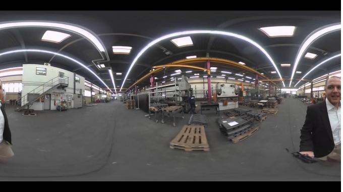 KTS 360Grad Video Firmenrundgang