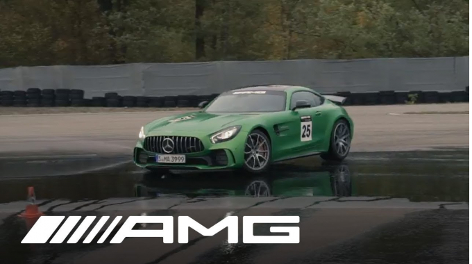 AMG Driving Performance Days