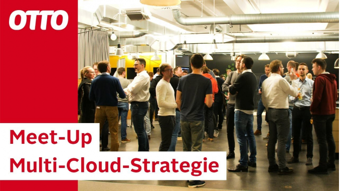 Meet-Up am 29.01.2019 auf dem OTTO Campus - Die Otto Group & die Multi-Cloud-Strategie | ...