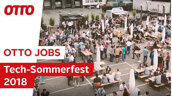 Tech-Sommerfest 2018 | OTTO Jobs