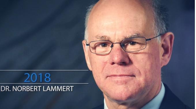 BANKLIVE 2018 - Dr. Norbert Lammert