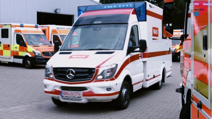 Rettungswagen der Zukunft