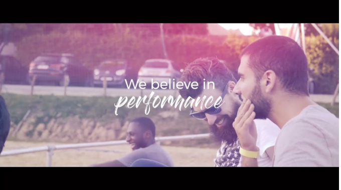 We believe in you - Positive Thinking Company by ADNEOM