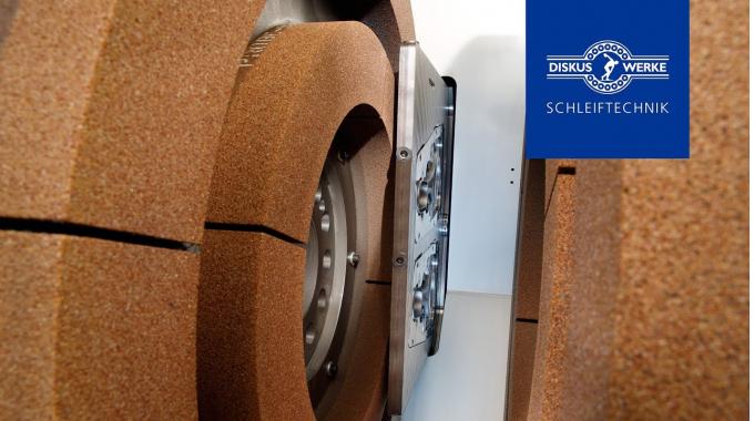 DISKUS WERKE Schleiftechnik – DVS-Technologien für Motorenkomponenten